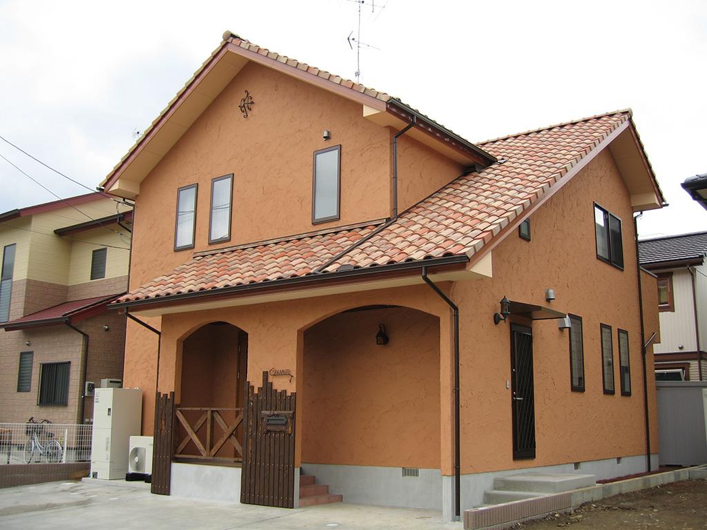 伊豆の国市墹の上の新築住宅