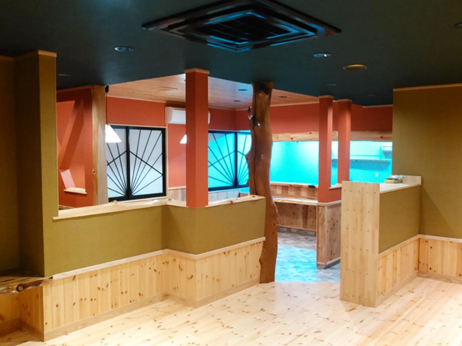 伊豆の国市古奈『居酒屋むろ井』の建築設計施工